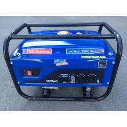 Бензиновый генератор Scheppach SG2500